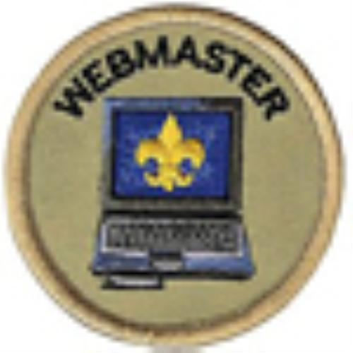 Public Webmaster Job - Boy Scout Troop 493 (Virginia Beach, Virginia)